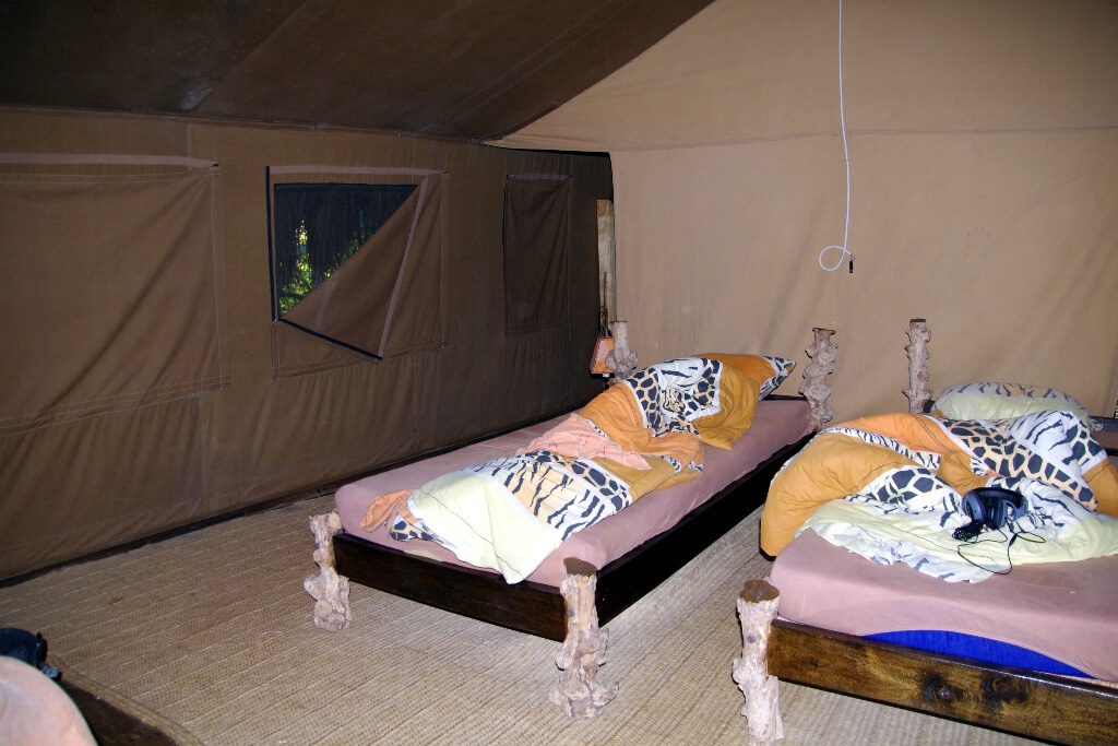 Crater Forest Tented Camp, Танзания – На мотор из Африка
