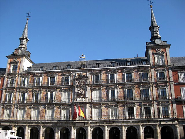 Plaza Mayor, Мадрид
