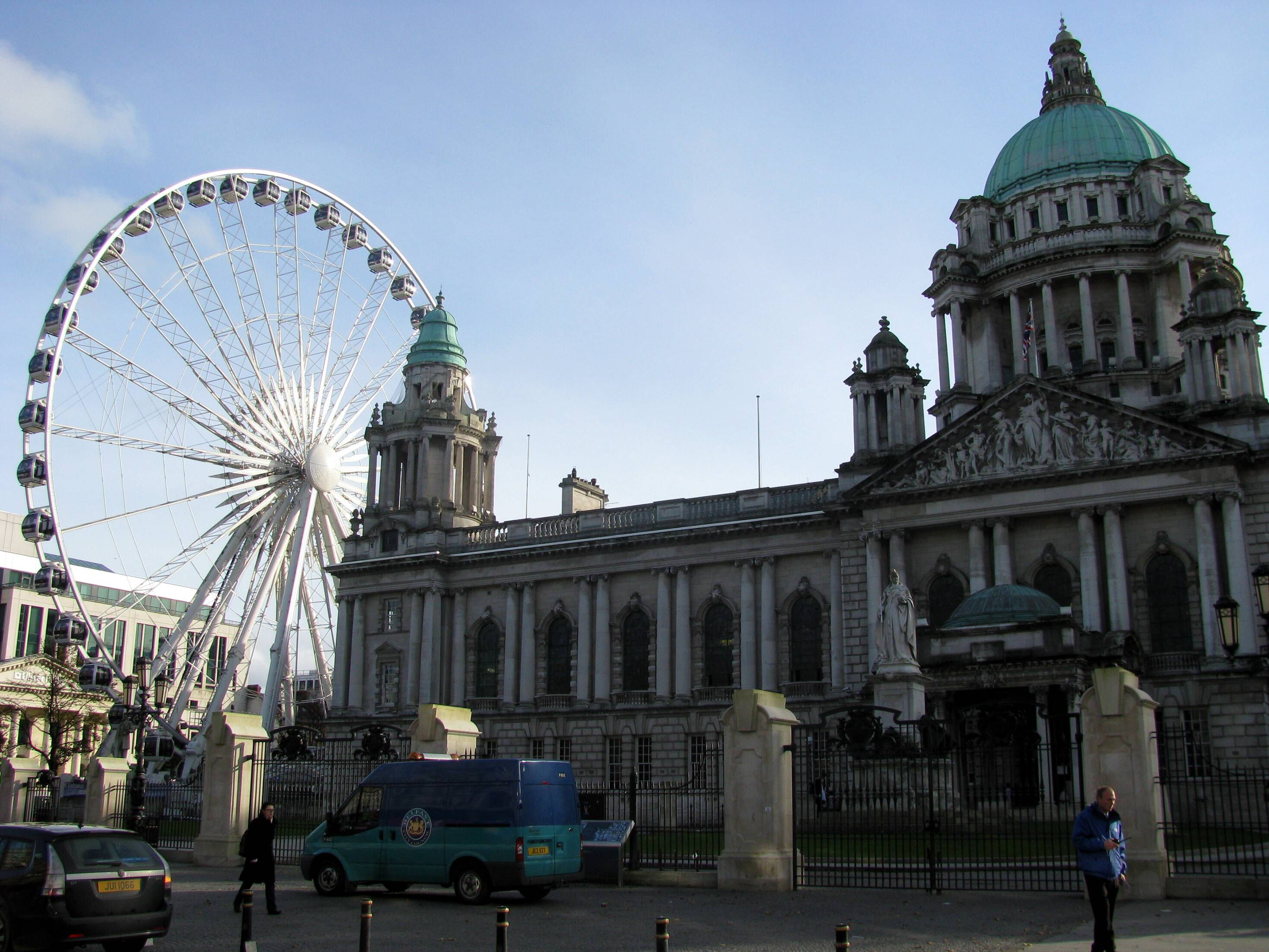 Belfast City Hall – Белфаст, Северна Ирландия