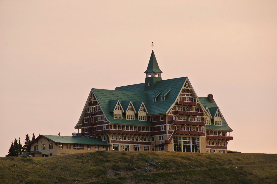 Prince of Wales Hotel – Waterton Park, Канада