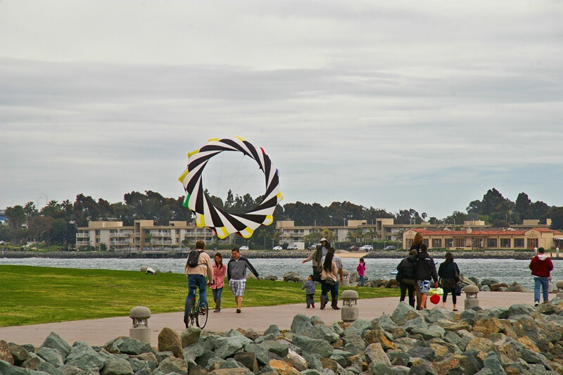 Сан Диего, Seaport Village