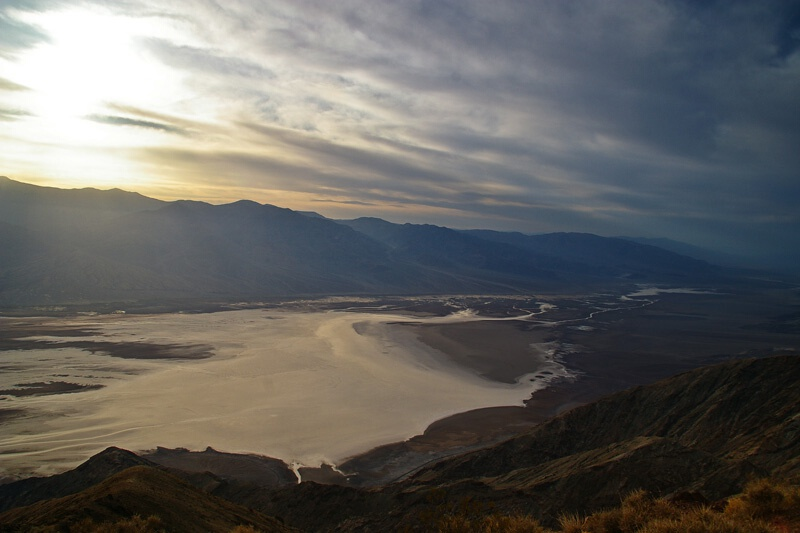 Death Valley, Dante's View