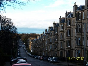 Edinburgh str., Шотландия
