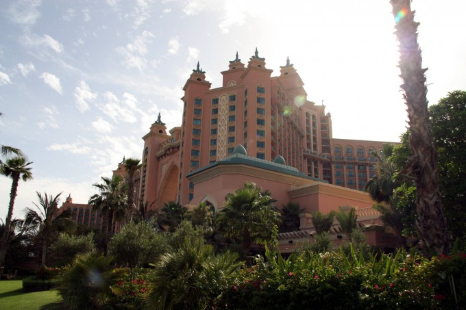 Атлантис (Atlantis the palm), Дубай