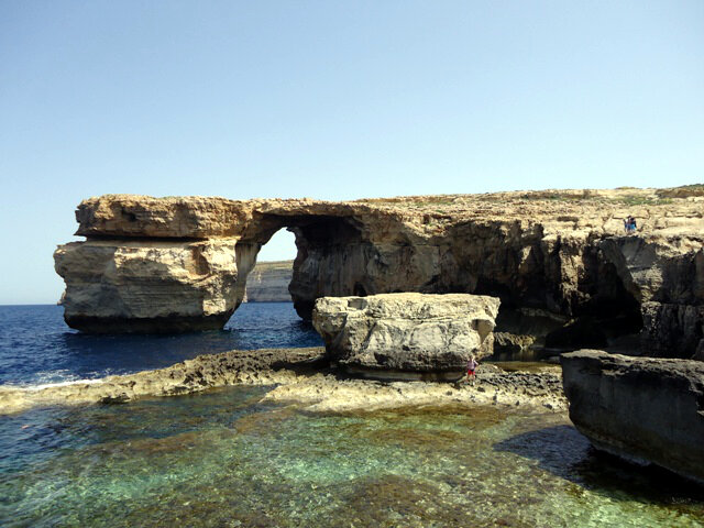 Azure Window, Гозо – Малта