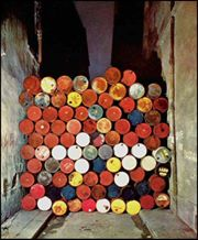 Christo Javacheff, rue Visconti – Wall of Oil Barrels – Париж, Франция