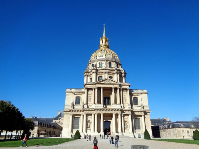 Дом на инвалидите, L'hôtel national des Invalides – Париж, Франция